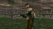Turok Dinosaur Hunter - Enemies - Poacher - 063