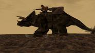 Turok Dinosaur Hunter Enemies - Triceratops (45)