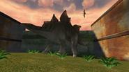 Turok Evolution Wildlife - Stegosaurus (15)