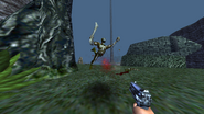 Turok Dinosaur Hunter Weapons - Pistol (12)
