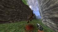 Turok Dinosaur Hunter Weapons - Pistol