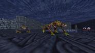 Turok Dinosaur Hunter Enemies - Leaper (38)