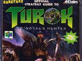 GameFan's Official Turok: Dinosaur Hunter Strategy Guide