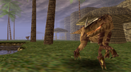 Turok Dinosaur Hunter Enemies - Raptor (9)