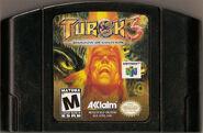 Turok 3 North American Cart
