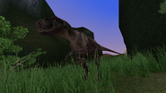 Turok Evolution Wildlife - Tyrannosaurus rex (7)