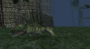 Turok Dinosaur Hunter - Enemies - Dimetrodon - 002