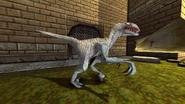 Turok 2 Seeds of Evil Enemies - Velociraptor - Dinosaurs (25)