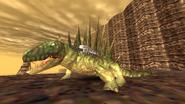 Turok Dinosaur Hunter Enemies - Dimetrodon Mech (32)