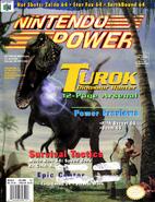 Turok Dinosaur Hunter Nintendo Power (2)