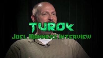 Turok - Joel Manners Interview