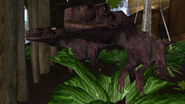 Turok Evolution Wildlife - Utahraptor (2)
