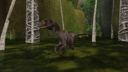 Turok Evolution Wildlife - Utahraptor (26)