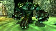 Turok 2 Seeds of Evil Enemies - War Club - Purr-Linn (14)