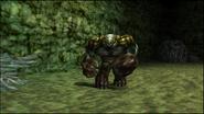 Turok Dinosaur Hunter Enemies - Purr-Linn War Club (3)