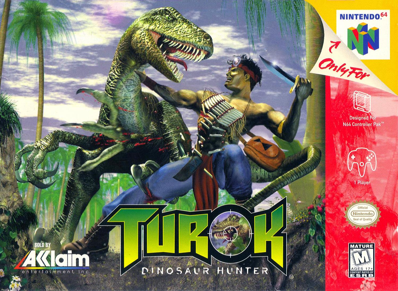 Turok: Dinosaur Hunter | Turok Wiki | FANDOM powered by Wikia