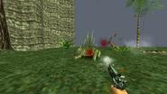 Turok Dinosaur Hunter Weapons - Pistol (20)