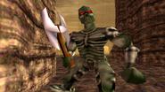 Turok Dinosaur Hunter Enemies - Demon (4)