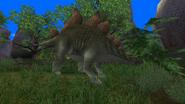 Turok Evolution Wildlife - Stegosaurus (13)
