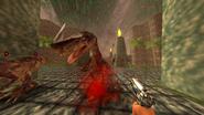 Turok Dinosaur Hunter Weapons - Pistol (15)