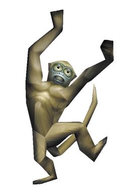 Turok Rage Wars Frag-Tag Creatures - Monkey
