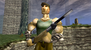 Turok Dinosaur Hunter Enemies - Poacher (20)