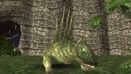 Turok Dinosaur Hunter Enemies - Dimetrodon (13)