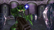 Turok 2 Seeds of Evil Enemies - Mantids Mantid Drone (12)
