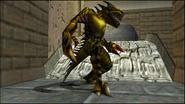Turok 2 Seeds of Evil Enemies - Dinosoid Raptoid (19)