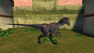 Turok Evolution Wildlife - Utahraptor (17)