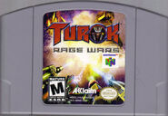 Turok Rage Wars North American Cart