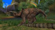 Turok Evolution Wildlife - Triceratops