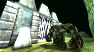 Turok 2 Seeds of Evil Enemies - War Club - Purr-Linn (11)