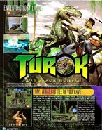 Turok Dinosaur Hunter Nintendo Power (5)