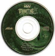 Turok Seeds of Evil Audio CD (3)