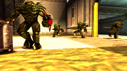 Turok 2 Seeds of Evil Enemies - Endtrail - Dinosoid (43)