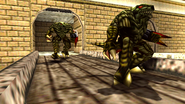 Turok 2 Seeds of Evil Enemies - Endtrail - Dinosoid (21)
