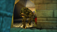 Turok 2 Seeds of Evil Enemies - Dinosoid Endtrail (18)