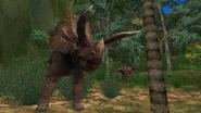 Turok Evolution Wildlife - Triceratops (3)