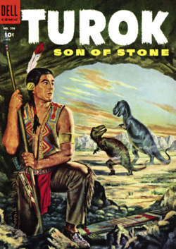 Turok Son of Stone - Four Color -596