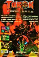 Turok Rage Wars Advertisement