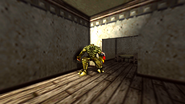 Turok 2 Seeds of Evil Enemies - Endtrail - Dinosoid (9)