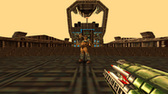 Turok Dinosaur Hunter Weapons - Quad Rocket Launcher (7)