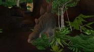 Turok Evolution Wildlife - Stegosaurus (4)