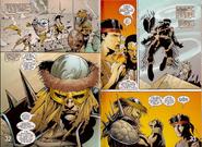Turok Dinosaur Hunter Comic - Acclaim - Turok Way of the Warrior an adventure of TUROK (8)