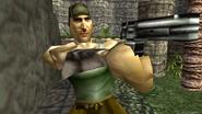 Turok Dinosaur Hunter Enemies - Poacher (31)