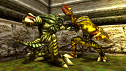Turok 2 Seeds of Evil Enemies - Endtrail - Dinosoid (35)