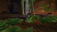 Turok Evolution Wildlife - Utahraptor (3)