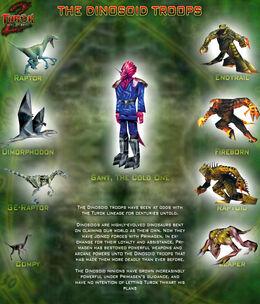 Turok 2 seeds of evil the dinosoids by joshua fireseed-d70knuz