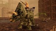 Turok Dinosaur Hunter Enemies - Triceratops (28)